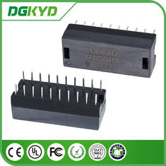 KH2001DR การติดตั้ง DIP 10/100 Isolated Transformers 20 ขา